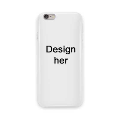 Design selv iPhone 6 plus covers