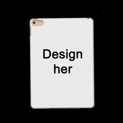 Lav dit helt eget iPad cover, passer til iPad 2, 3 og 4