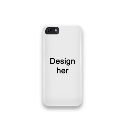 Design dine iPhone 4 covers, passer også til iPhone 5 og 5s