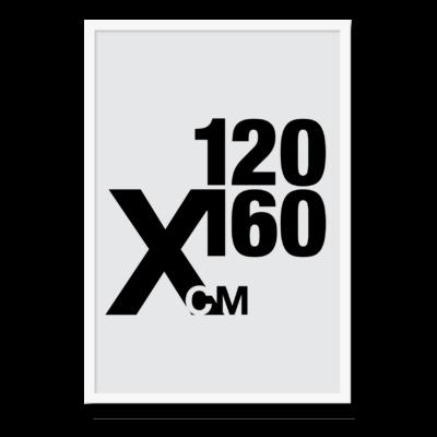 Lav din egen plakat i 120x160 format